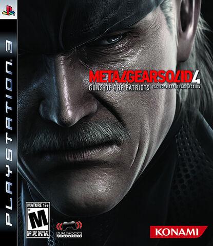 File:MGS4 North American Cover.jpg