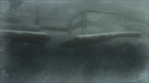 Underground Passage Ruined Pic 4 (Metal Gear Solid 4)