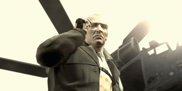 Liquid Ocelot: The System Is Mine (Metal Gear Solid 4: Guns of the ...