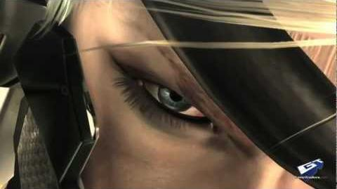 VGA 2011 Metal Gear Rising Revengeance Exclusive Trailer