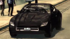 MGR Raiden's car