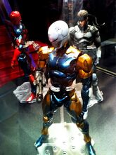 Play-Arts-Kai-Metal-Gear-Solid-Solid-Snake-Cyber-Ninja 1316015386