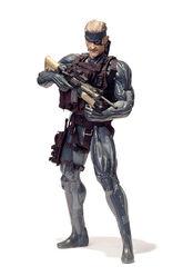 Metal gear snake (1)
