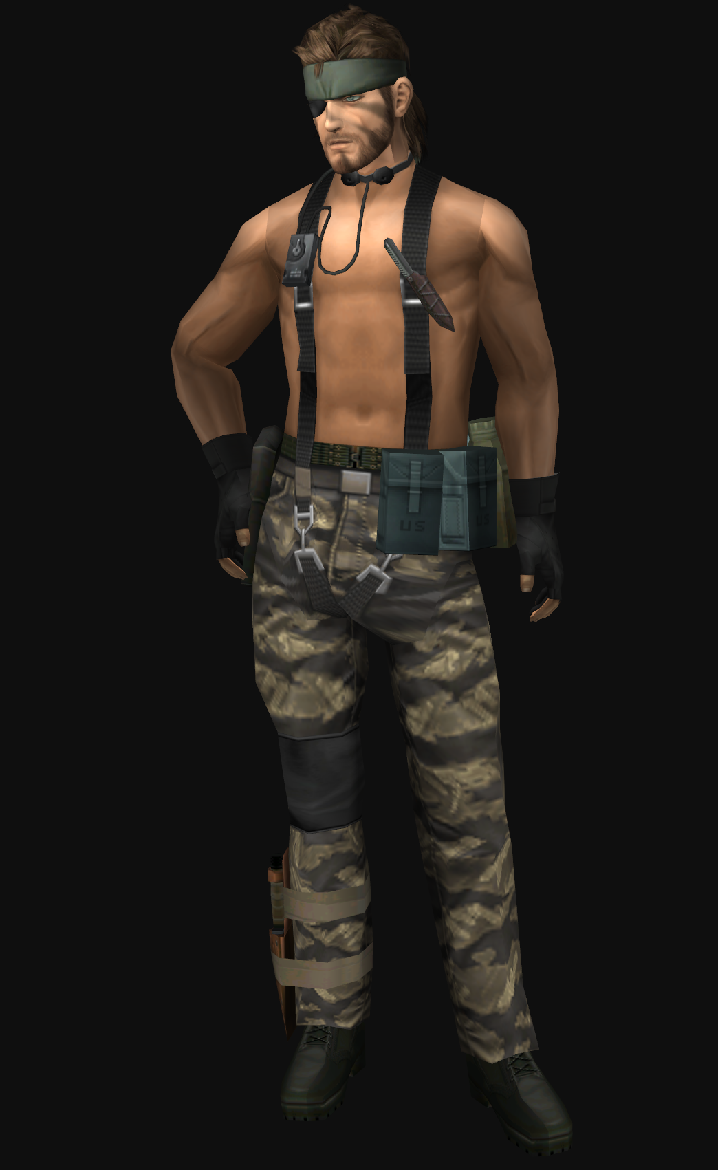 naked snake scientist by - photo #38