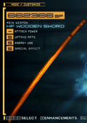 MGR-HighFrequencyWoodenSword