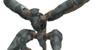 Metal Gear RAY (manned)