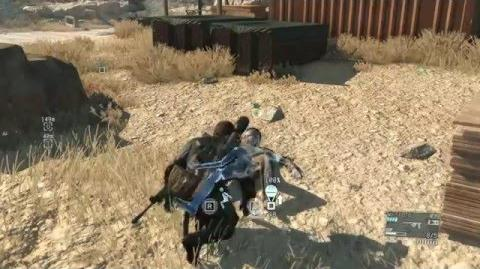 MGSVPP Over The Fence With 3 Monkeys