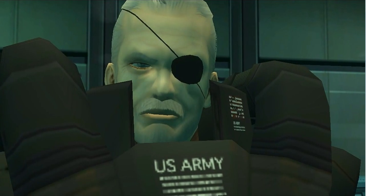 Solidus Snake | Villains Wiki | Fandom powered by Wikia
