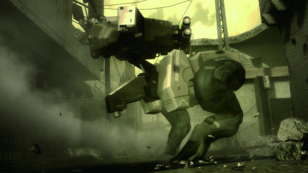 Image result for metal gear gekko