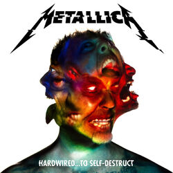 Hardwired…To Self-Destruct (album)