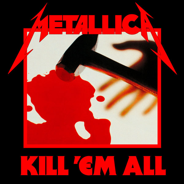Image result for metallica kill em all