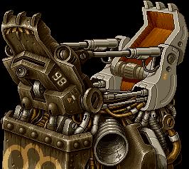 Master Armor Gigantic Excavator Aeshi Nero-0