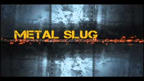 Metal Slug 5 Elite Official Titile Opening