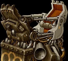 Master Armor Huge Excavator Aeshi Nero