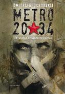 Szwedzkie Metro 2034