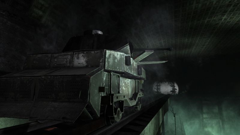 Metro Last Light Panzer