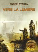 Do światła - francuska okładka