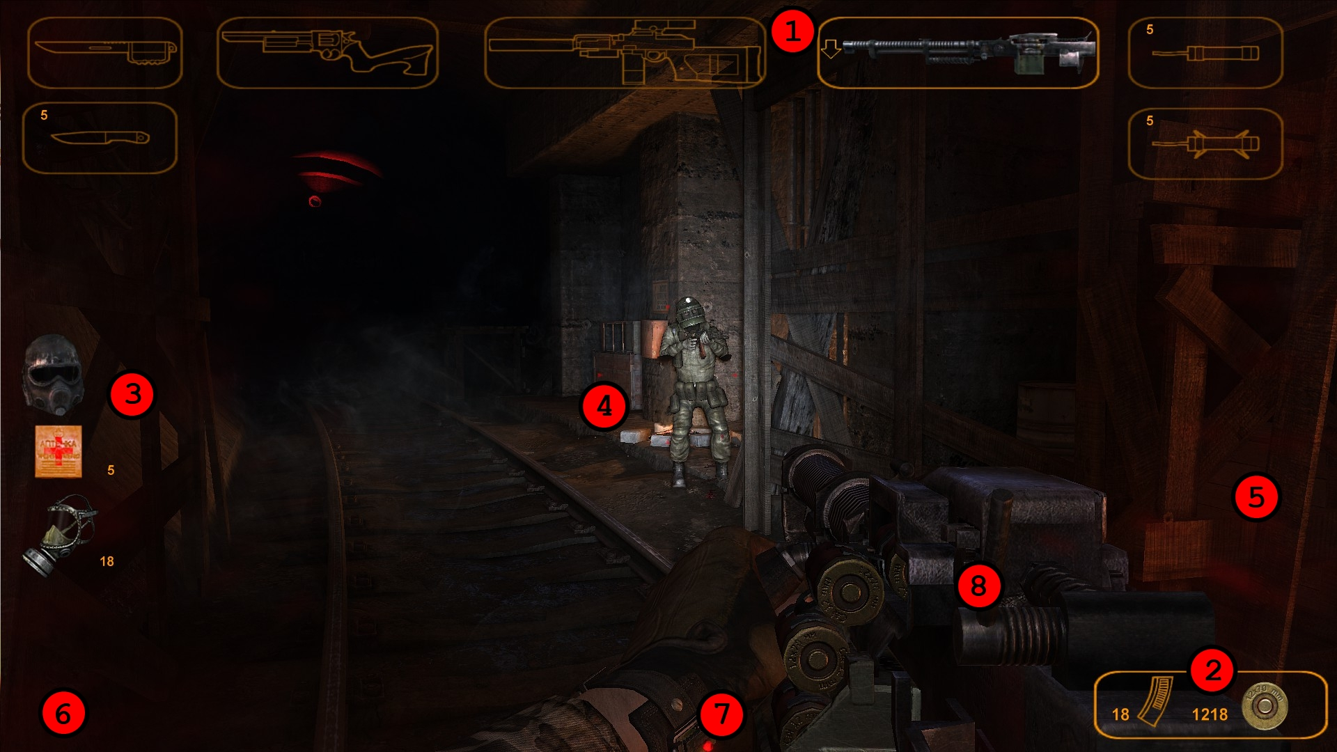 Metro 2033 Review - Gamereactor UK