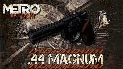 Metro 2033 (Revolver)