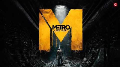 Metro Last Light OST - Metro Blues