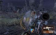 Kalash with scope