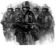 Soldiers Metro2034