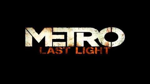 Metro Last Light Soundtrack - Regina