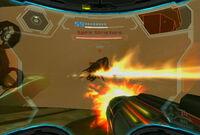 Space Pirate Assault Skiff 2