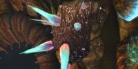 Phazon crystal
