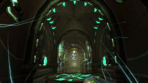 Elyisa corridor