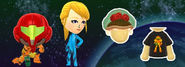 Metroid Miitomo items
