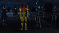 07th Platoon Power Suit Samus