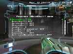 MP3 morphball menu