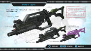 Metroid Other M Gun Art 54