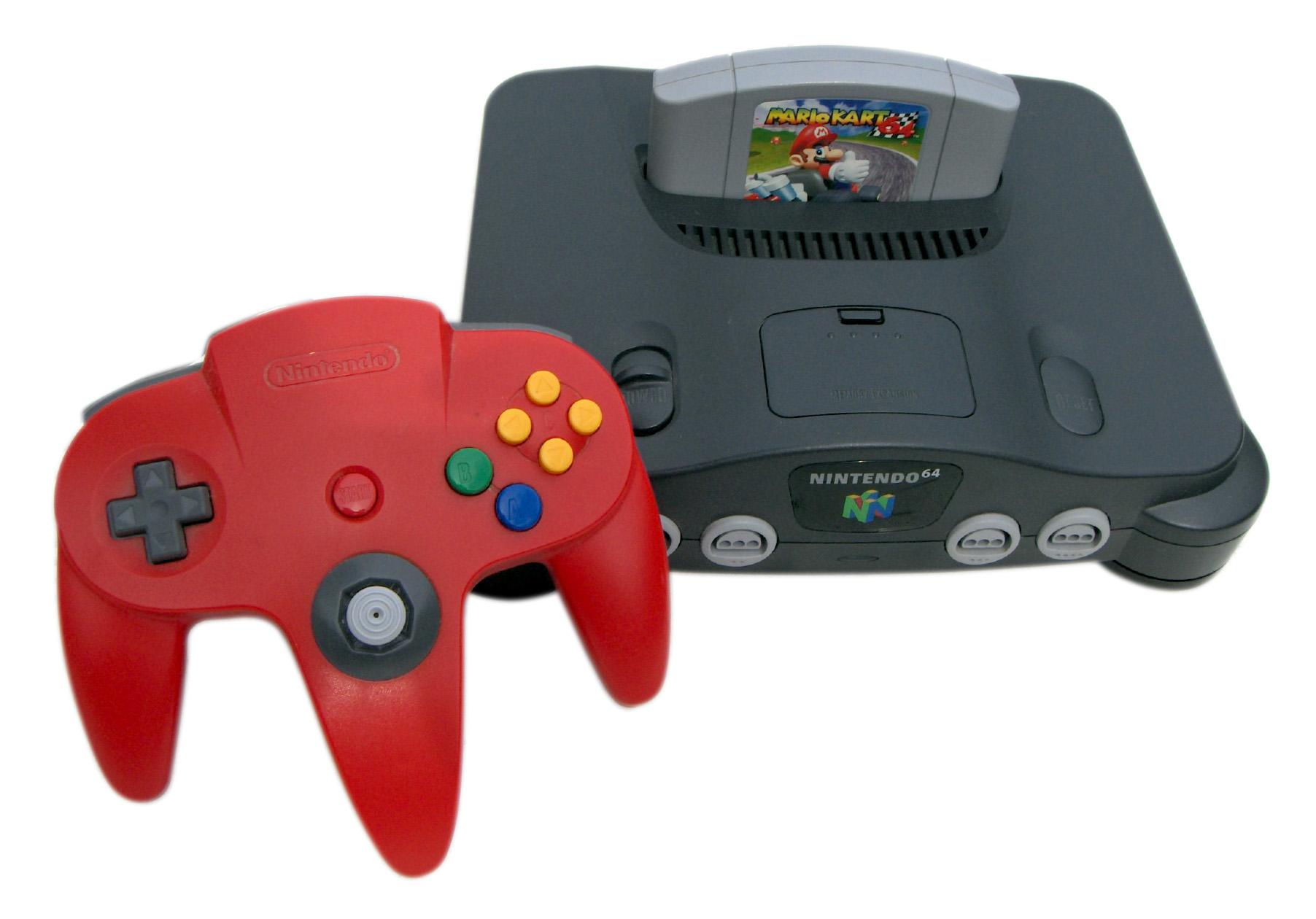 Nintendo 64   Wikitroid   Fandom powered by Wikia