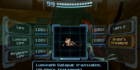 Luminoth Datapac