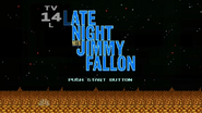 Jimmy Fallon title screen