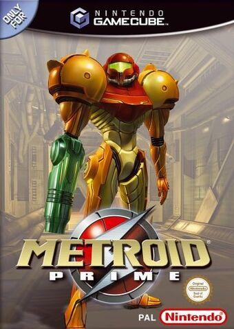Файл:Metroid prime - cover.jpg