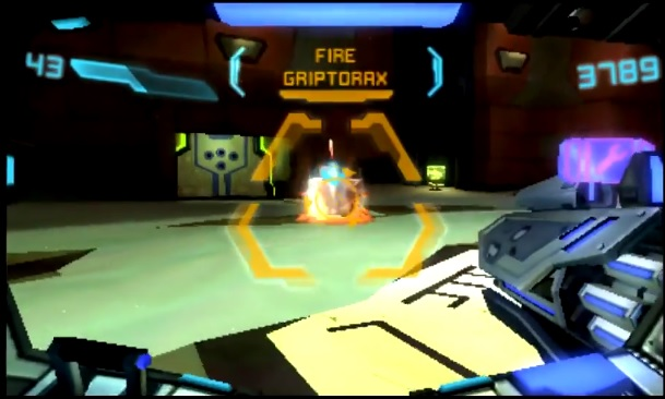 File:Facing a new enemy, the fire griptorax.jpg
