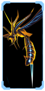 Barbed War Wasp scanpic