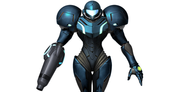 File:Dark Samus SSB4 costume render.png