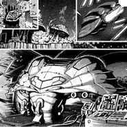 Manga GunShip