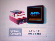 Metroid (JPN) 3DS Virtual Console icon
