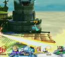 Gunship (Final Smash)