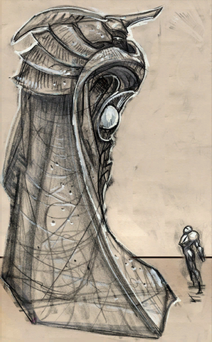 File:Luminoth Statue Concept art.png