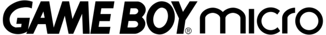 File:Game Boy Micro logo.png