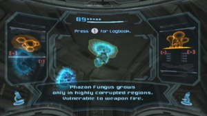 Phazon Fungus