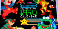 The Power Game Calendar