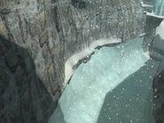 Phendrana canyon half-pipe dolphin hd