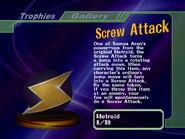 Screw AttackMelee